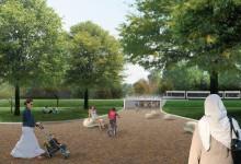 Ruimtelijk toekomstscenario Flevopark [NL]