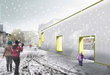 Translucent city space [DK]